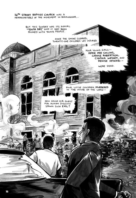 march book three page 45 comics graphic novels independent bookshop