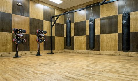 Boxing Room by Photo Gallery