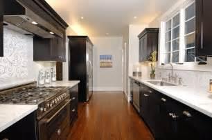 Kitchen Cabinets For Small Galley Kitchen Galley Kitchen Design Ideas
