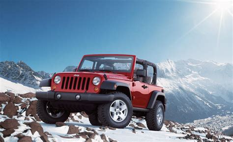09 Jeep Wrangler Car And Driver