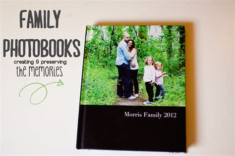 family picture books family photobooks creating and preserving the memories