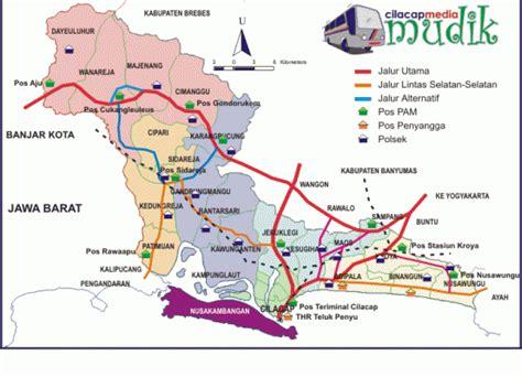 Perjalanan Menuju Fitri peta jalur mudik lebaran 2017 komunitas guru pkn