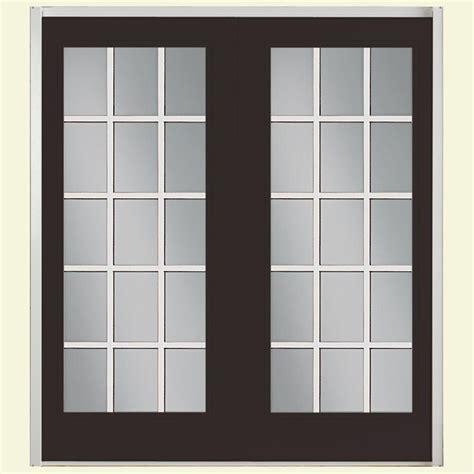 Patio Doors 144 X 80 Simonton 144 In X 80 In 4 Panel Contemporary Vinyl