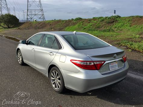 Toyota Camry Review 2015 2015 Toyota Camry Review Braving Winter Storms W Style
