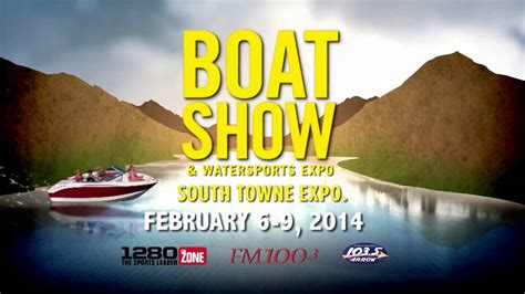 the open boat exposition 2014 utah boat show watersports expo on vimeo