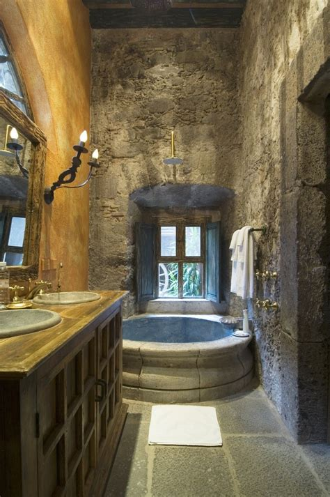 stone home decor 25 amazing unique shower ideas for your home