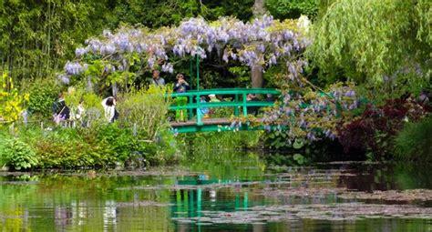 giardino monet viaggio nella pittura verde se i giardini di monet e