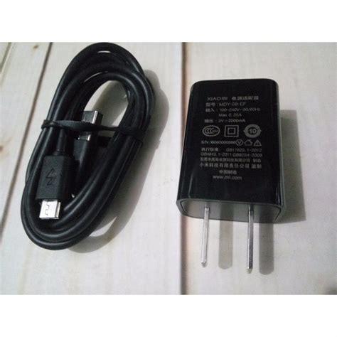 Terbatas Charger Usb Hp Pelembab Kabut Mobil jual terbatas charger hp xiaomi 2a original ori 100 chargeran kabel data 100 ori di lapak