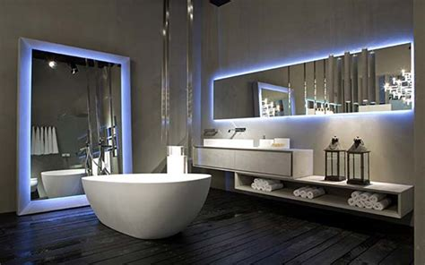 Luxury Modern Bathroom Rifra Luxury Modern Bathroom Designs With Light Effect