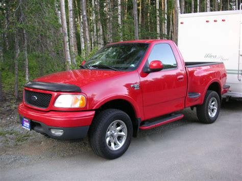 2000 Ford F150 by 2000 Ford F 150 Information And Photos Momentcar