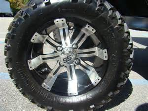Golf Car Tires And Rims Tempest Golf Cart Rims King Of Carts Discount Used