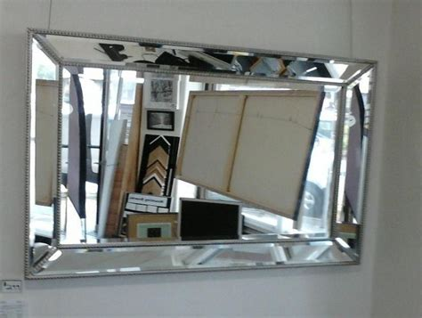 large beaded mirror large beaded provincial mirror wall mirror deco