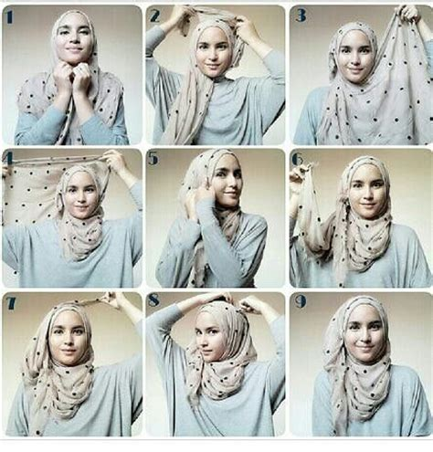 tutorial hijab pashmina simple by hara 25 best ideas about pashmina hijab tutorial on pinterest