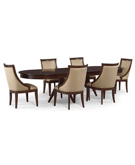 martha stewart dining table martha stewart dining room furniture larousse 7 piece set