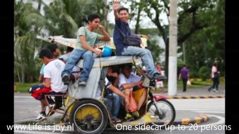 philippine tricycle philippines sidecars tricycles jeepneys filipijnen