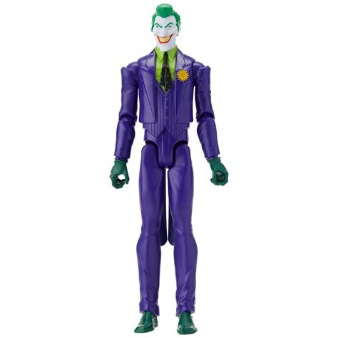 figure joker dc comics batman the joker 12 quot figure at hobby