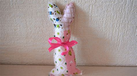 fabric crafts easter make an easy fabric easter bunny diy crafts