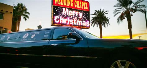 Vegas Limo Service by Viva Las Vegas Wedding Chapel Wedding Chapel Limousine