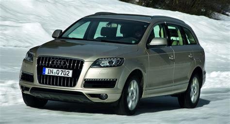 2011 audi suv 2011 audi q7 suv gains new v6 engines including 333hp
