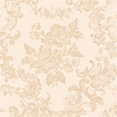 wallpaper lace design coloroll vintage lace wallpaper country cream ebay