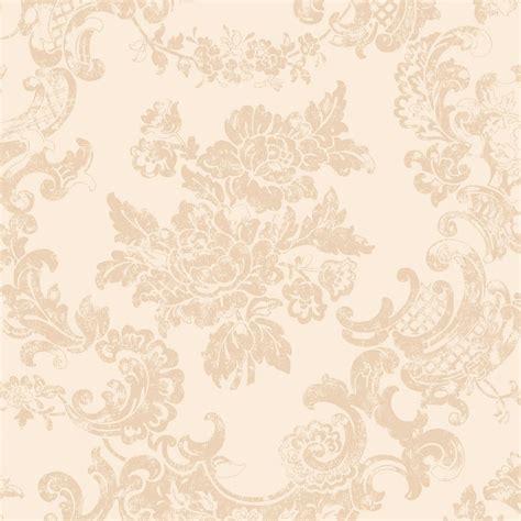vintage pattern wallpaper uk coloroll vintage lace wallpaper country cream ebay