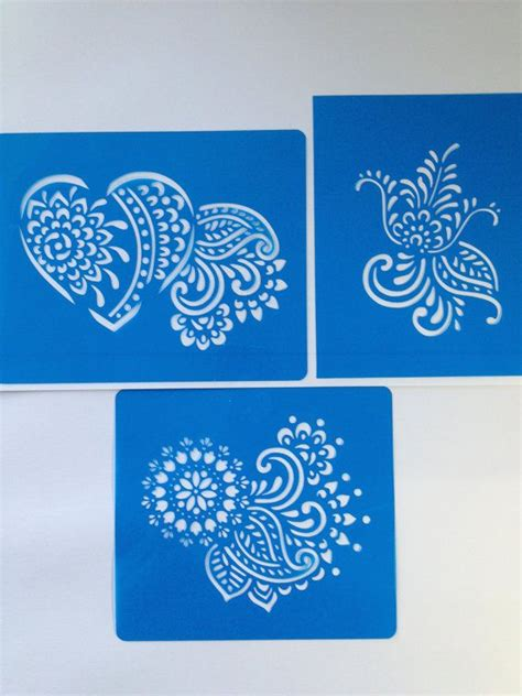 henna design wall stencils 633 best images about stencils on pinterest