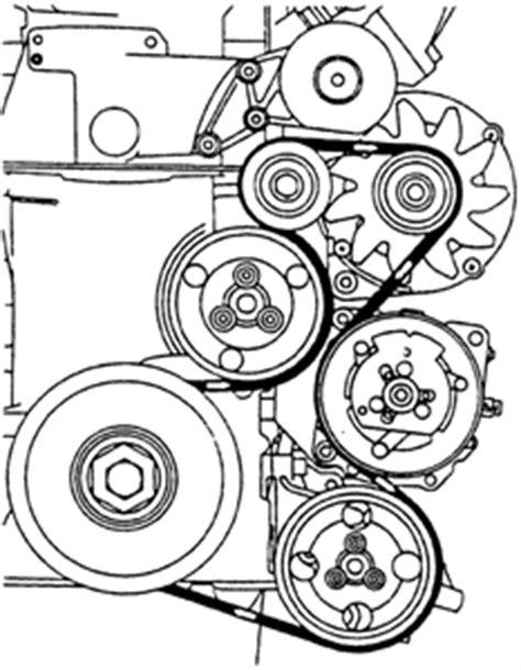 Fan Belt Jazz 2002 2007 Dan City 2003 2008 Terbaru need a vw jetta 2006 2 5l serpentine belt diagram fixya