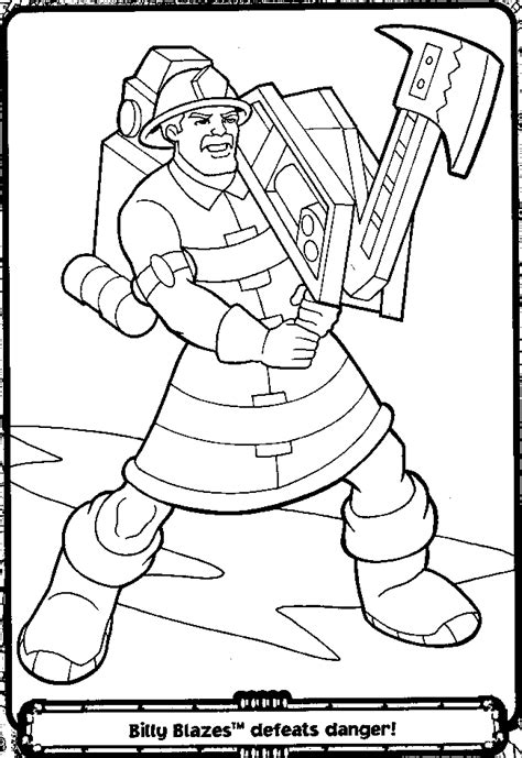 rescue heroes coloring pages az coloring pages