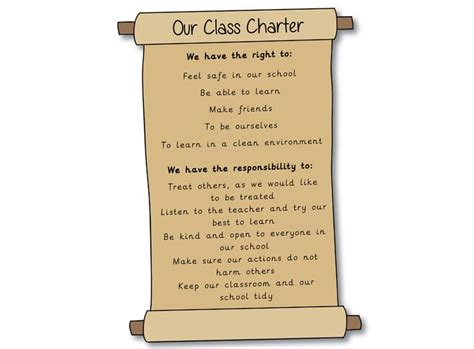 charter school template editable class charter scroll classroom management