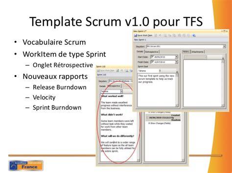Scrum Day 2011 Outillage Agile Dans Un Environnement Microsoft Velocity Template Validator