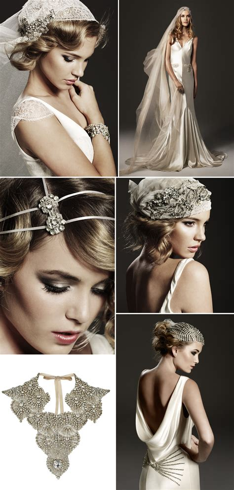 Vintage Wedding Hair Jewellery by Vintage Inspired Bridal Hair Accessories Wedding Jewelry