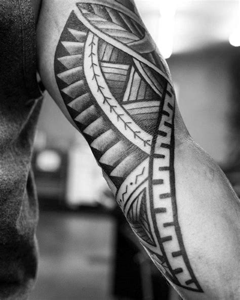Tribal Vorlagen Unterarm by 50 Polynesian Arm Designs For Manly Tribal Ideas