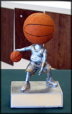 bobblehead basketball trophy basketball bobblehead trophy best trophies and awards