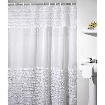 curtains galore ruffles shower curtain shower curtains at shower