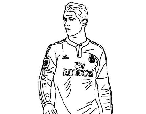 Coloriage De Cristiano Ronaldo En Ligne