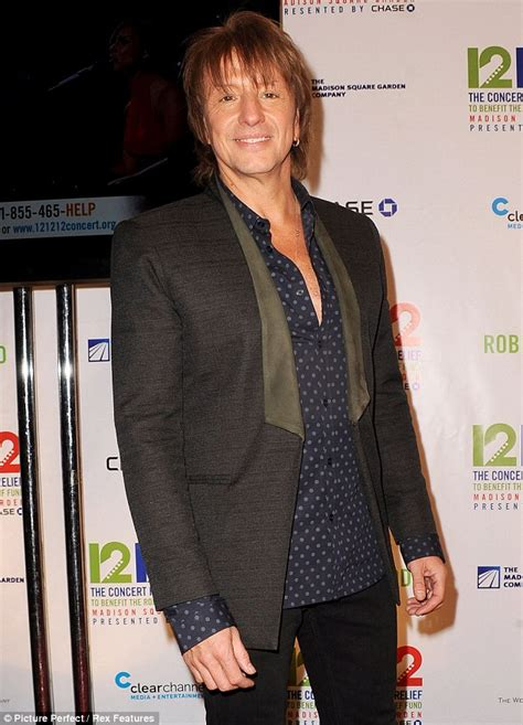 Richie In Rehab For Two Issues by I Would To Play S Hyde Park Richie Sambora