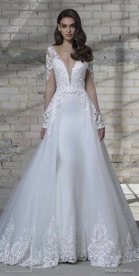 Love by Pnina Tornai for Kleinfeld Wedding Dress
