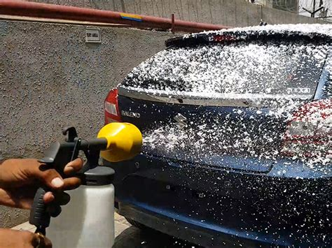 Klins Waterless Car Wash 1 world environment day how waterless car wash systems are replacing buckets of wastage times