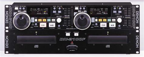 Cd Sorex Size M denon dj dn 2100f image 233942 audiofanzine