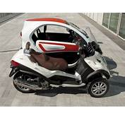 Comparatif Renault Twizy 80 Piaggio MP3 Business LT 500 Ie