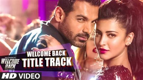download mp3 songs from welcome back welcome back movie title track full hd video song