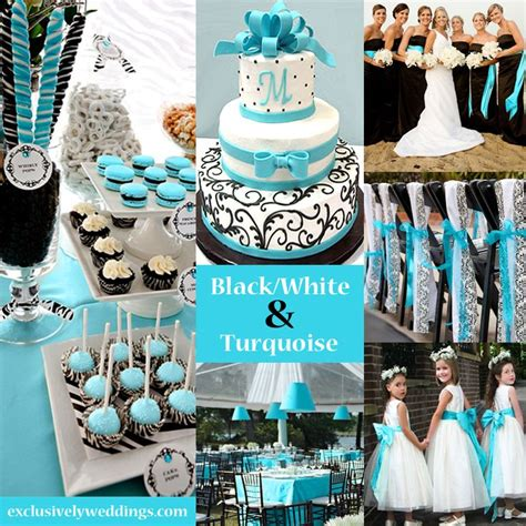 turquoise teal themed party a collection of ideas to try