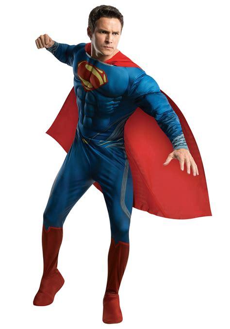 superman costume superman of steel deluxe costume