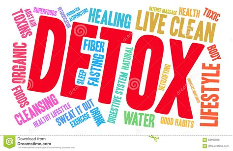 Similar Words For Detox by Detox Illustrations Vector Stock Images 3431