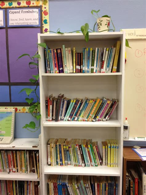 apples of your eye organizing your classroom library