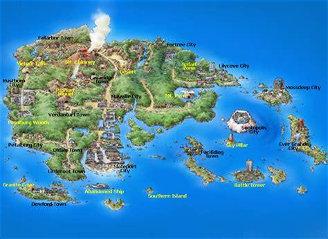 hoenn map crunchyroll rp info