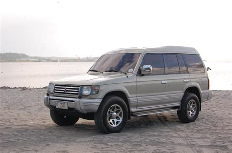 pajero mitsubishi 1998 jsbucoy 1998 mitsubishi pajero specs photos modification