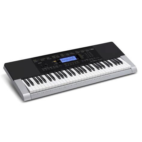 Keyboard Casio 1 Jutaan casio ctk 4400 portable keyboard package at gear4music