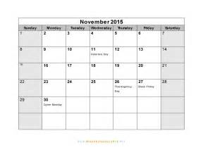 2015 Blank Calendar Templates by Blank Calendar 2017 Printable Calendar