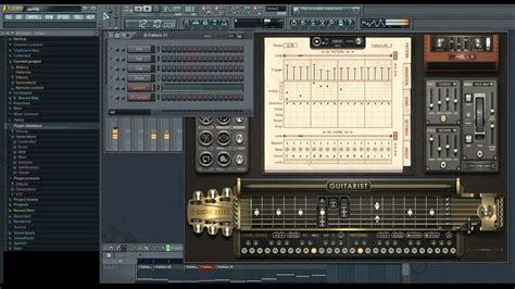 tutorial gitar fl studio vst virtual gitar sugar bytes gitarist test exle 4